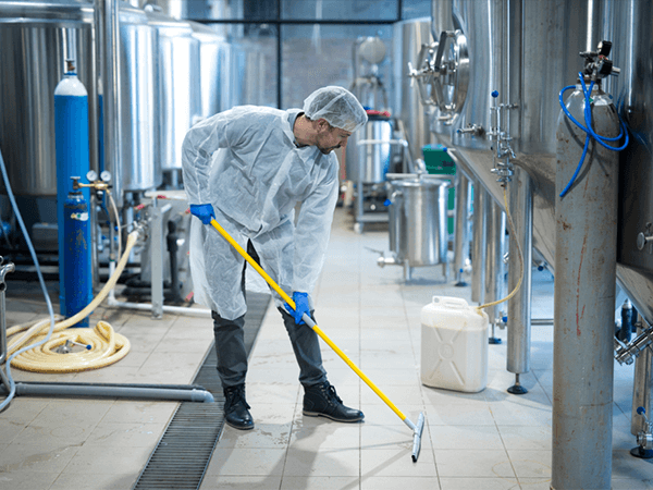 Industrial cleaning 1