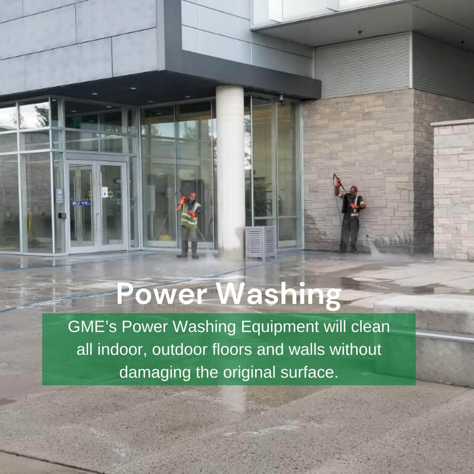 Powerwashing 1
