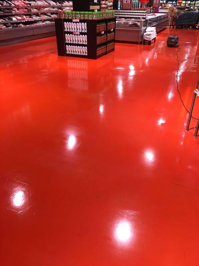 floor strip and wax 1